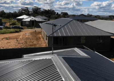 T&R Digital Antenna Installations - Antenna Installation Roof Top Grey