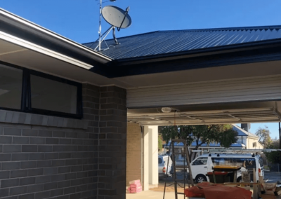 T&R Digital Antenna Installations - Antenna Installation with Cable Dish